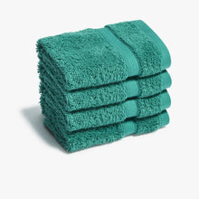 Load image into Gallery viewer, 4-Pack Wash Cloths