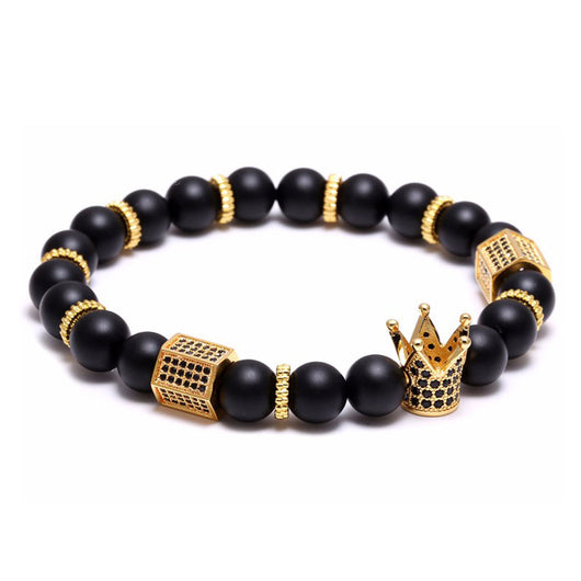 Crown Deluxe Bracelet - Crazy Fox