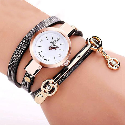 Duoya Bracelet Watch - Crazy Fox