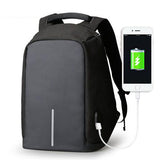 USB Charging Backpack V.I - Crazy Fox