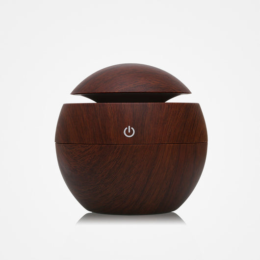 USB Ultrasonic Essential Oil Diffuser H41 130ml - Crazy Fox