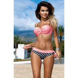 Sunrise Low-Waist Bikini - Crazy Fox
