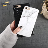 Marble Pattern iPhone Case - Crazy Fox
