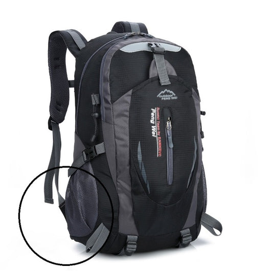 40L Climbing & Sports Backpack - Crazy Fox