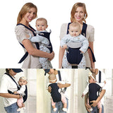 Front Facing Baby Sling - Crazy Fox