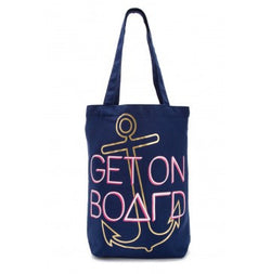Delta Gamma Anchor Tote Bag