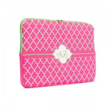 Delta Zeta Laptop Sleeve