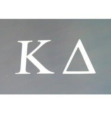 Kappa Delta Decal