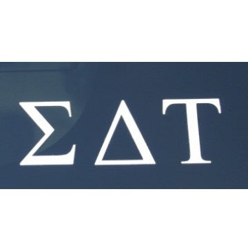 Sigma Delta Tau Decal