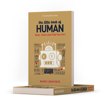 The Little Book of Human ( Personally Signed Copy)