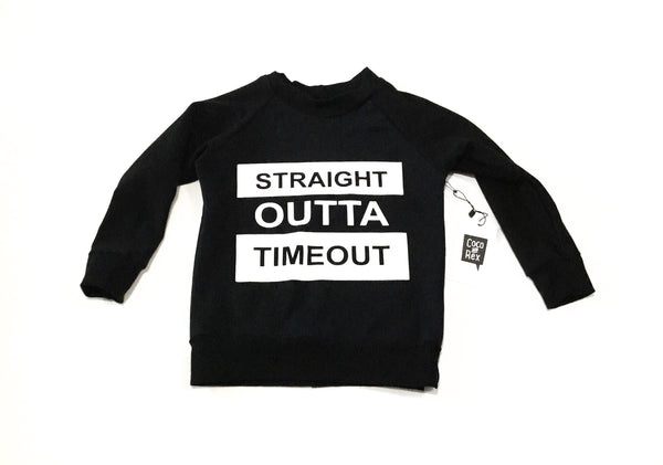 Straight Outta Time Out Crew