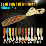 24 piece Curly Tail Grubs