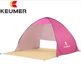 Quick pop up 1-2 person UV Protection tent