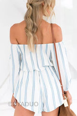 WHAT A TRIP PLAYSUIT