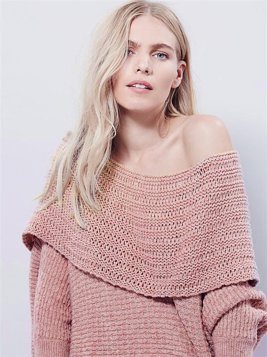 Sweet Color Sweater