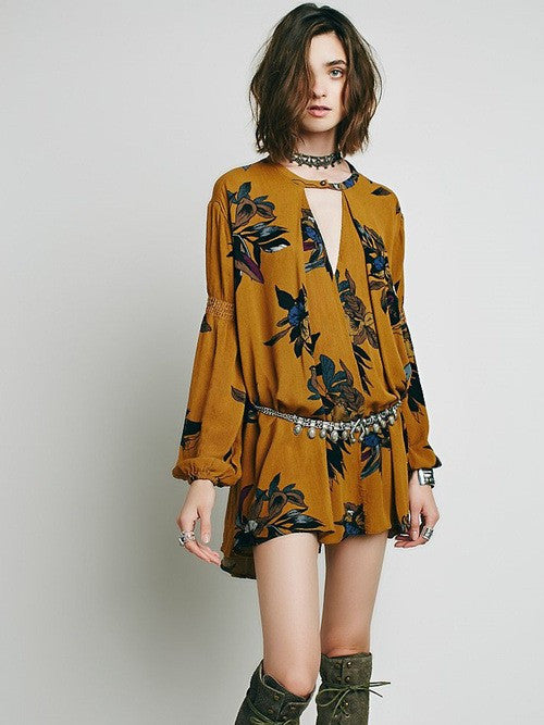 Loose Casual Dress