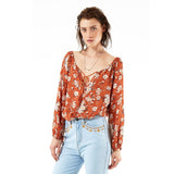 FESTIVAL DREAMINGS BLOUSE