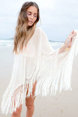 Tassels Sexy Beach Cover-Up