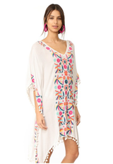 HERE FOR SUCCESS KAFTAN DRESS