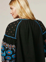 Tribal Lantern Coat