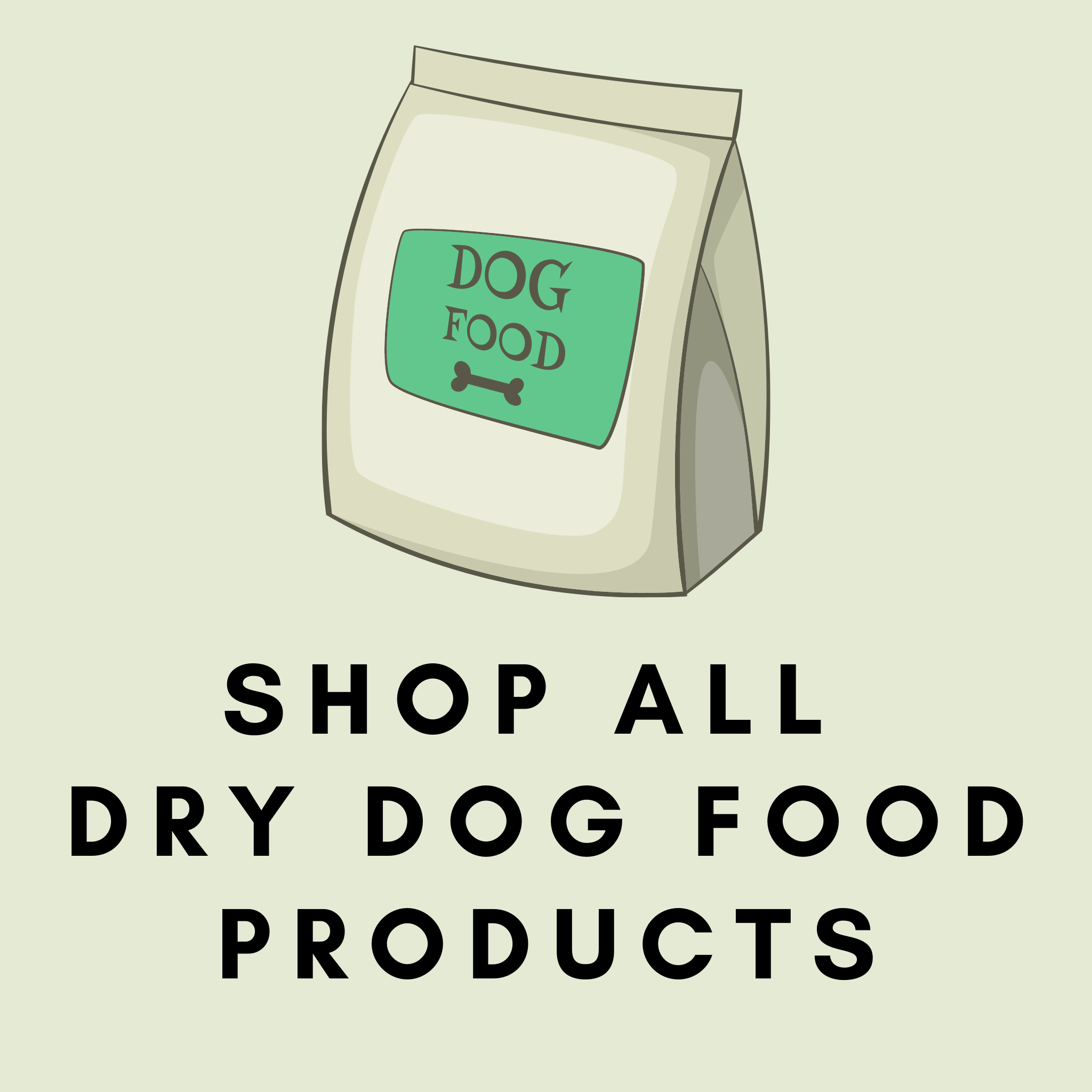 Pre-Order: Dry Dog Food Products