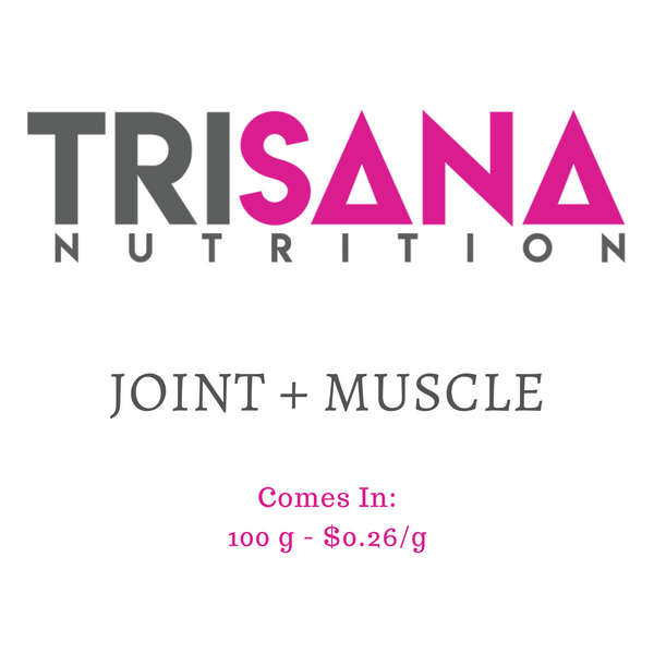 Pre-Order: Joint + Muscle