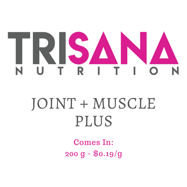 Pre-Order: Joint + Muscle Plus