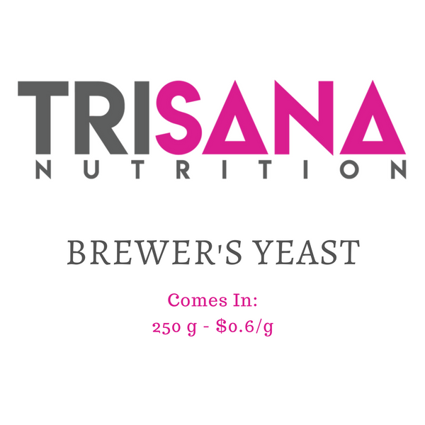 Pre-Order: Brewer's Yeast