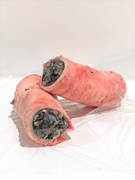 Pre-Order: Stuffed Beef Trachea (with BTO)