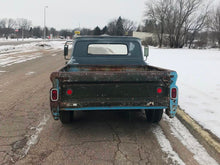1963 Chevrolet Truck,,Schwanke Engines LLC- Schwanke Engines LLC