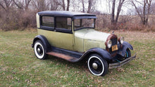 1928 Model A Tudor,Model A,Schwanke Engines LLC- Schwanke Engines LLC