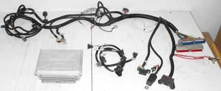 24x Wiring Harness & ECM – Schwanke Engines LLCSchwanke Engines LLC