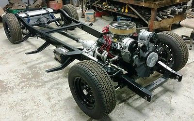 1947 1954 chevy pickup full running rolling chassis