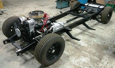 1950 Chevy Truck Frame