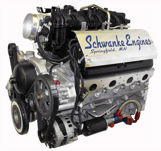 Ls1 With Heads And Cam Hp: Schwanke Engines LLC