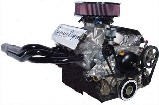 500-575HP Sealed Engine,,Schwanke Engines- Schwanke Engines LLC