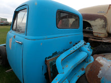Bright Blue Full Chevy Truck