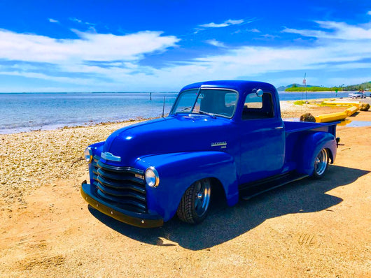 1950 Chevrolet 3100 Pickup                          Honolulu, HI,,Schwanke Engines LLC- Schwanke Engines LLC