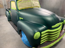 1950 Chevrolet 3100, 3 Window                 Franklin, WI,,Schwanke Engines LLC- Schwanke Engines LLC