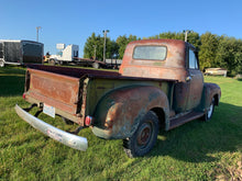 1951 Chevrolet 3100 3-Window Truck