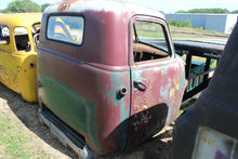 Red & Green Chevy Truck Cab,,Schwanke Engines LLC- Schwanke Engines LLC