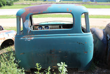 Rusted Blue/Teal Chevy Truck,,Schwanke Engines LLC- Schwanke Engines LLC