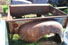Multi Color Rusted Chevy Truck,,Schwanke Engines LLC- Schwanke Engines LLC