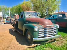 1950 Chevrolet 3100, 5 Window                  Payette, ID,,Schwanke Engines LLC- Schwanke Engines LLC