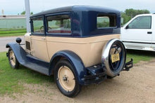 1928 Chevrolet Tudor Sedan,Chevrolet,Schwanke Engines LLC- Schwanke Engines LLC