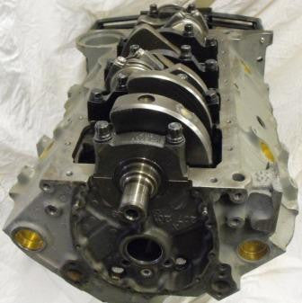 Level IV 350 Chevy Short Block,,Schwanke Engines- Schwanke Engines LLC