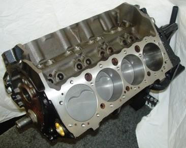 Level III 350-383 Chevy Short Block