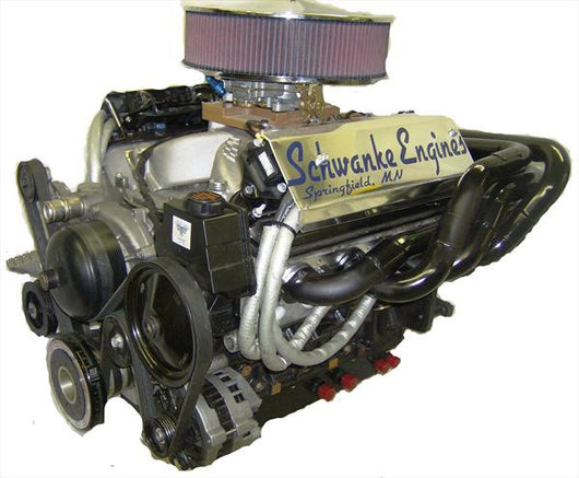 625 415 Cubic Inch Short Block & Up-build Kit,,Schwanke Engines LLC- Schwanke Engines LLC