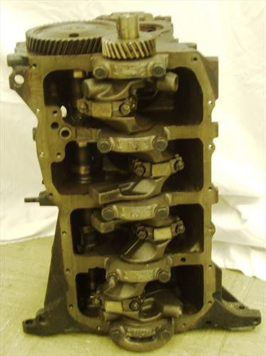 1985-1988 Pontiac 4 Cylinder Block,,Schwanke Engines LLC- Schwanke Engines LLC