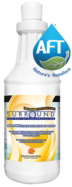 surround no-rinse encap spotter